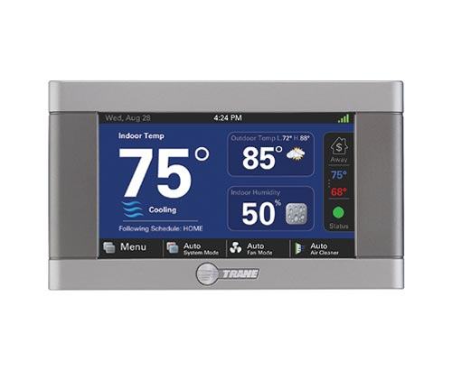 Trane Xl824 Thermostat Largo Clearwater Amp Tampa